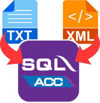 SQL Text & XML Import