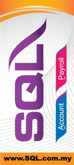 Bunting Banner - SQL Account & Payroll