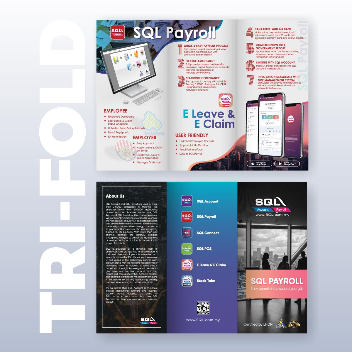 SQL Tri-Payroll Brochure
