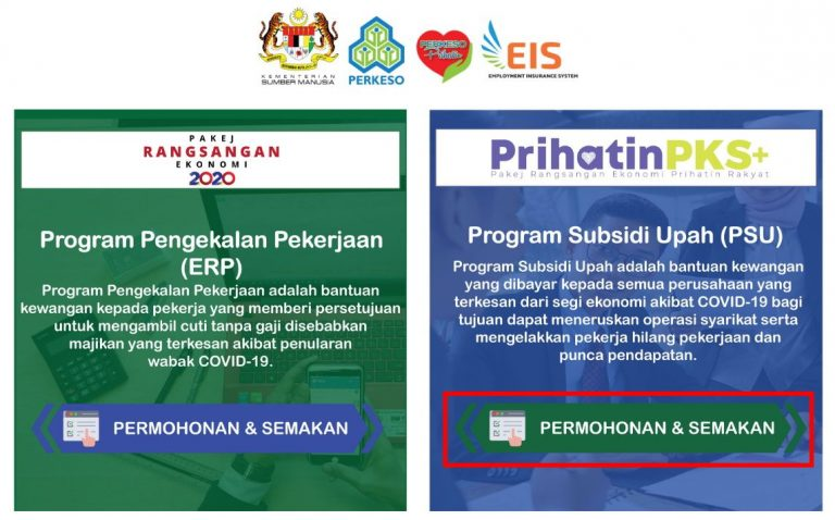 Wages Subsidy Programme step 2